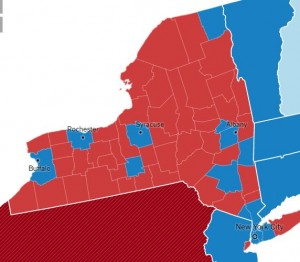Brexit vs Trump vs Clinton: New York voting results from 11/2016